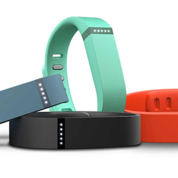 Fitbit Flex: Na Nike Fuelband en Jawbone Up lanceert ook Fitbit een armband