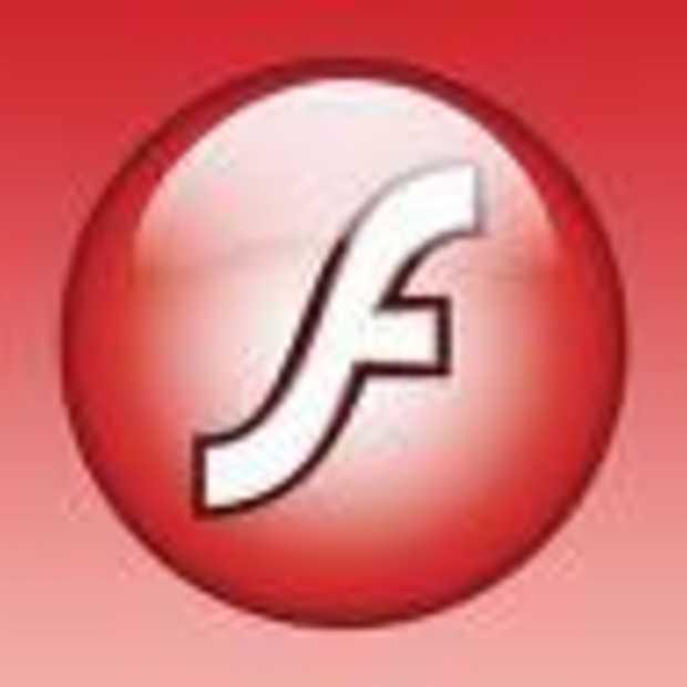 Flash alleenheerser op Webvideo