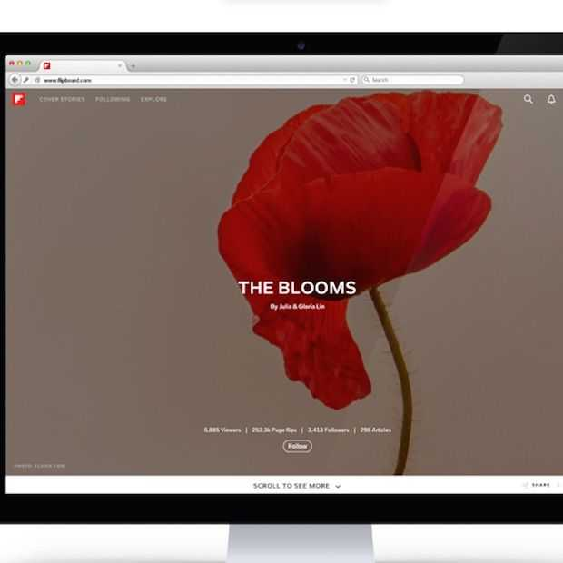 Flipboard komt met webversie