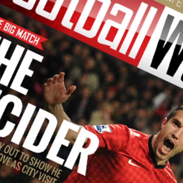 Football Week iPad app voorspelt zonnige toekomst voor digitale tijdschriften