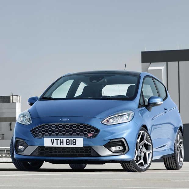 Debuut nieuwe Ford Fiesta ST met 200 pk op autosalon van Genève