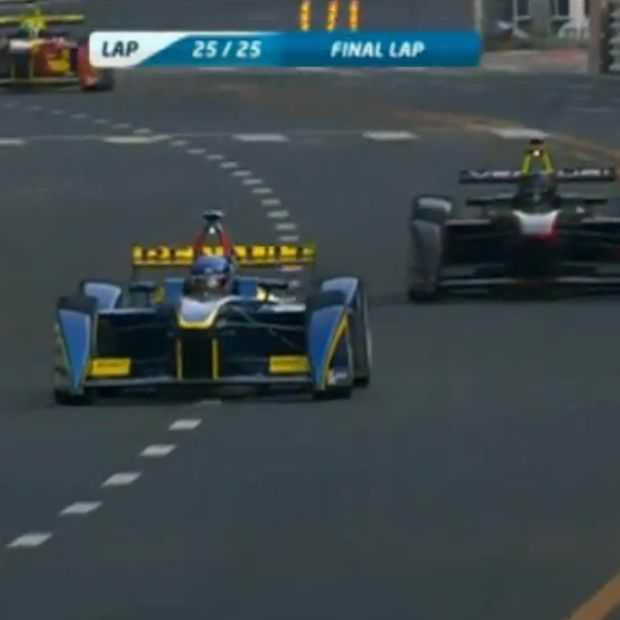 Formula E: racen zonder geluidsoverlast