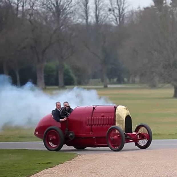 'Beast of Turin' keert terug naar Goodwood Festival of Speed