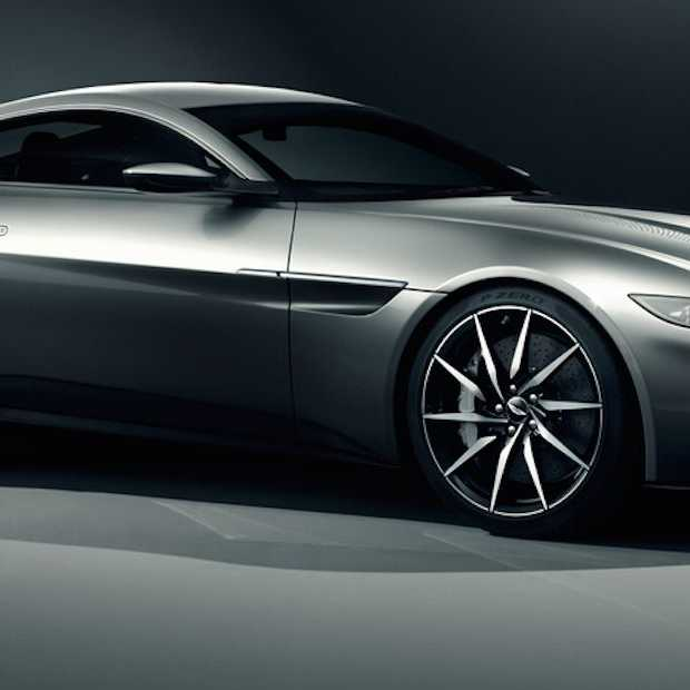 De nieuwe supercar van James Bond onthuld