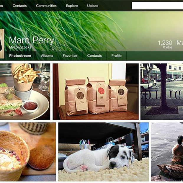 Fotodienst Flickr vernieuwt en biedt iedereen 1 terabyte gratis opslag