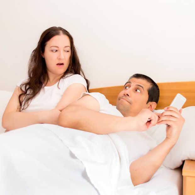 Geen seks meer door gebruik van smartphone of tablet
