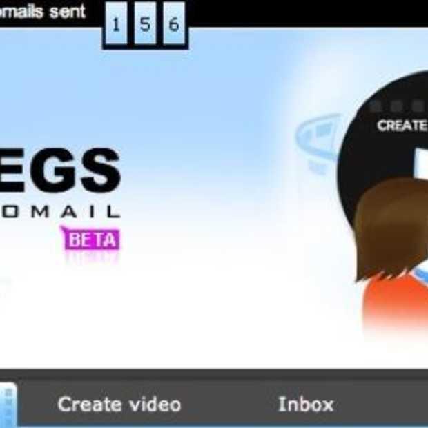 Fregs.com videoberichten per email