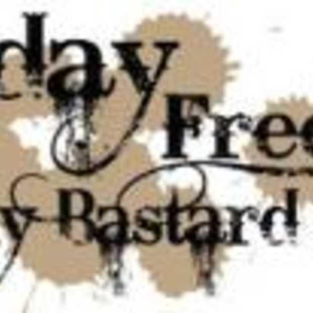 Friday Free Gift Lucky Bastard Show morgen op Stylecowboys