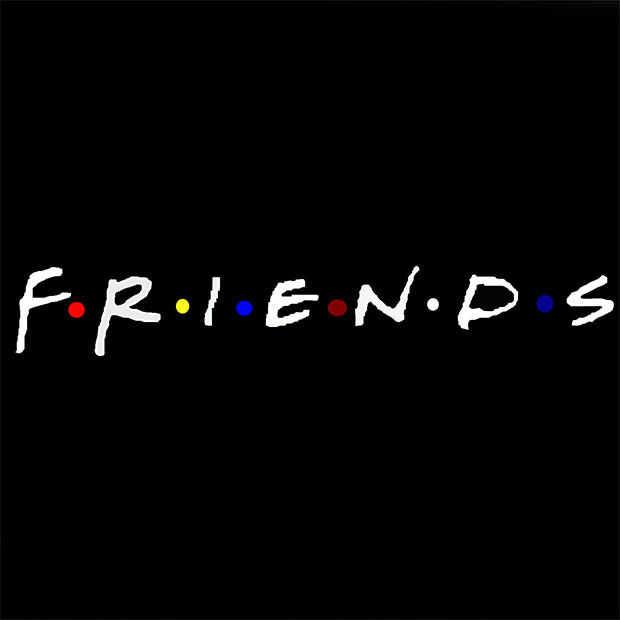 Warner Bros. wil geld zien van 'Friends' piraten