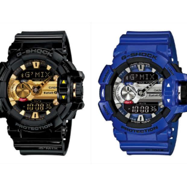 Casio introduceert nieuwe GBA-400 smartwatch