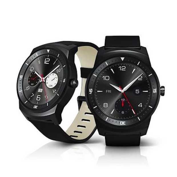 LG lanceert de G Watch R, smartwatch met rond beeldscherm