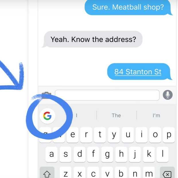Gboard app van Google komt beschikbaar voor iPhone