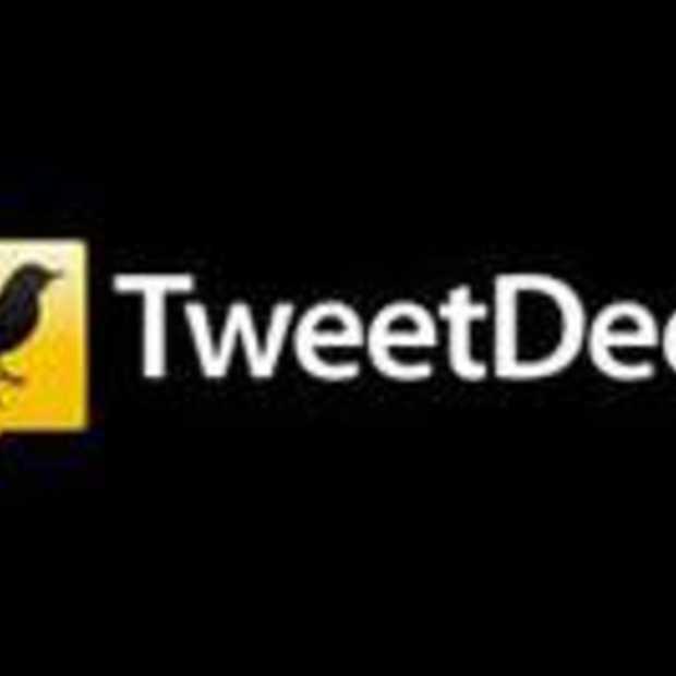 Gaat Twitter Tweetdeck overnemen?