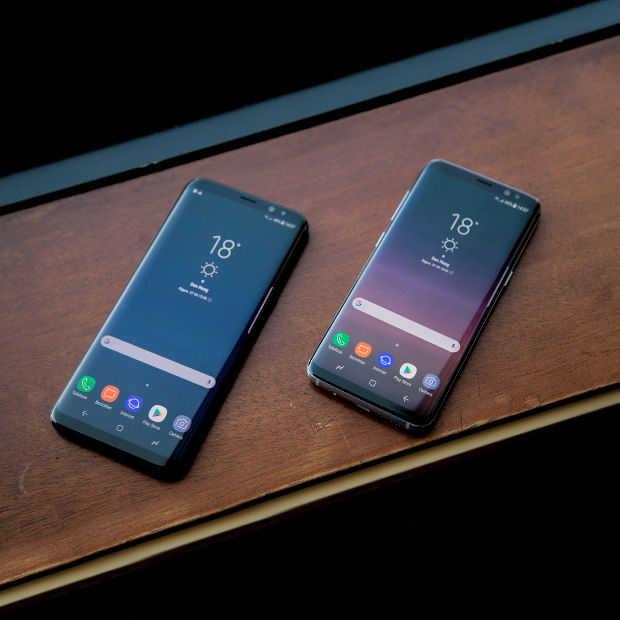 Samsung onthult de Galaxy S8