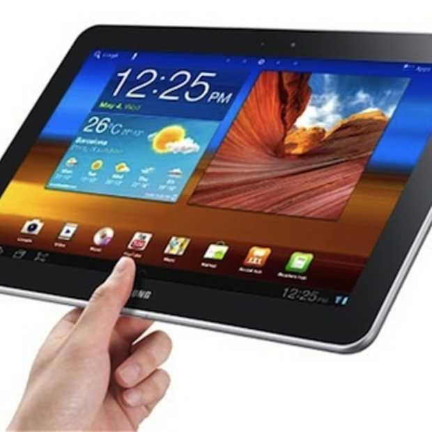 Galaxy Tab 10-inch uit de schappen na uitspraak Duitse rechtbank