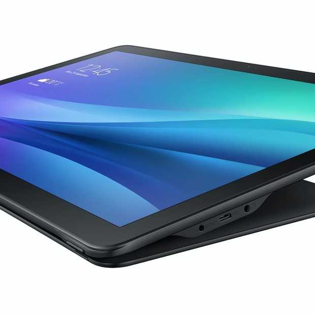 Samsung kondigt 18,4 inch Galaxy View display aan