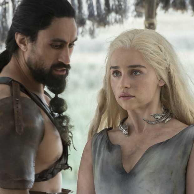 9 nieuwe foto's van de eerste aflevering van seizoen 6 van Game of Thrones