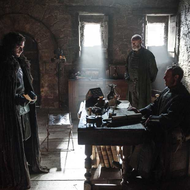Game of Thrones verkozen tot beste dramaserie