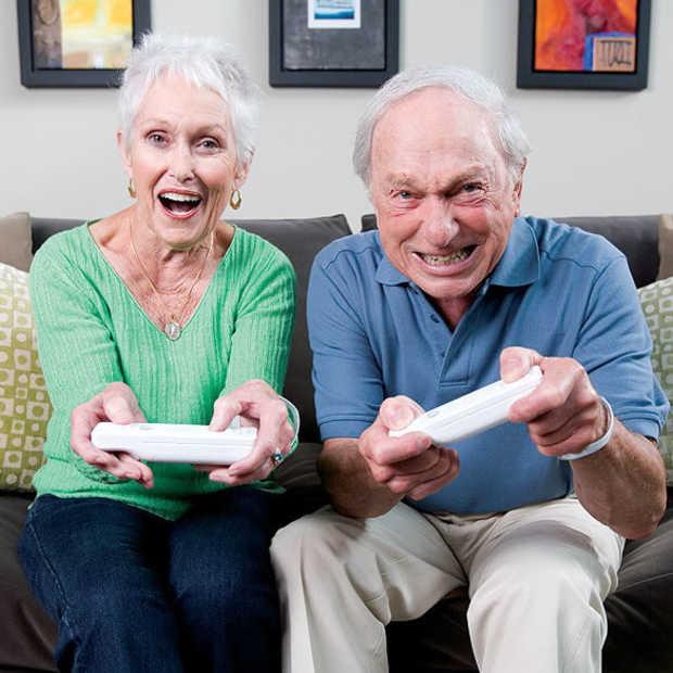 Games als werking tegen Alzheimer