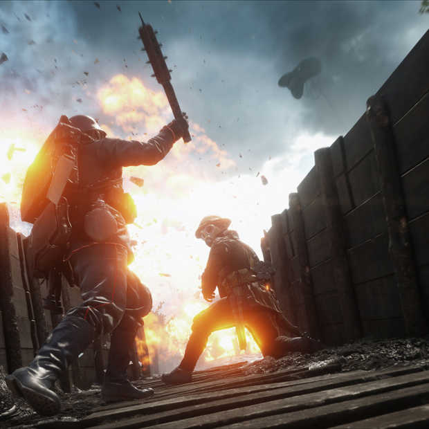 Gamescom 2016: Battlefield 1