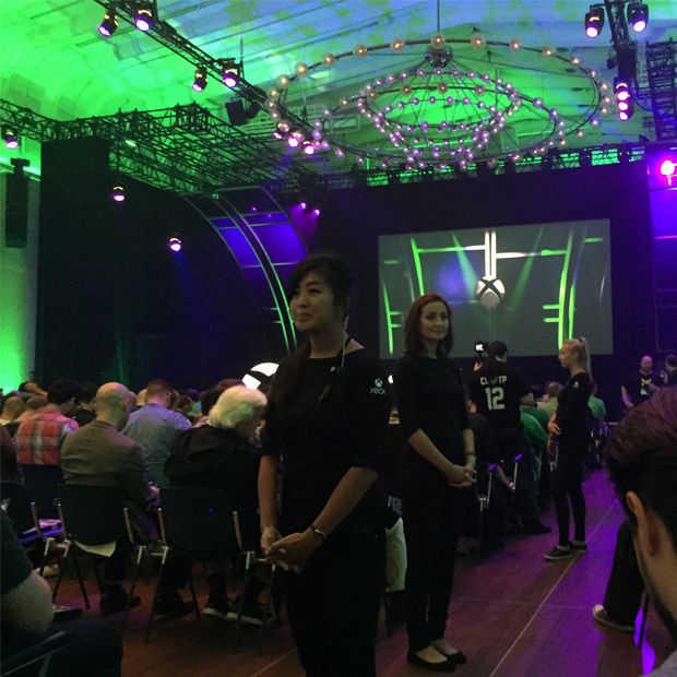 Gamescom 2015: Microsoft pakt uit