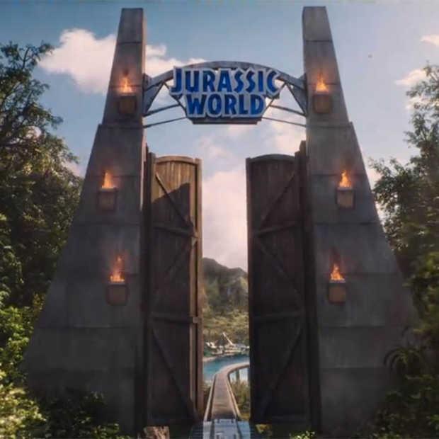 De eerste trailer van Jurassic World