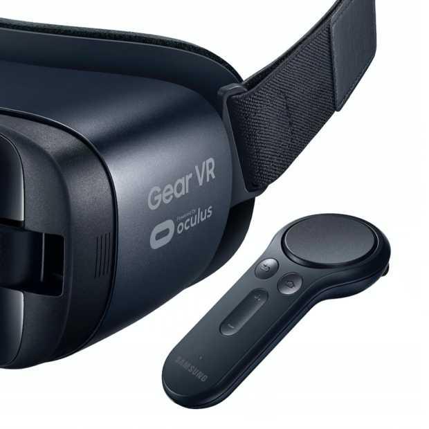 Samsung introduceert nieuwe Galaxy Tab S3 en VR controller