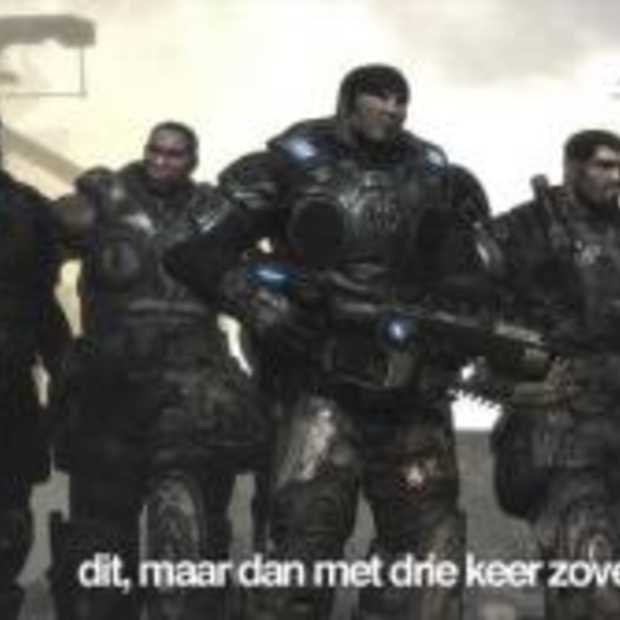 Gears of War 3 trailer: maandag