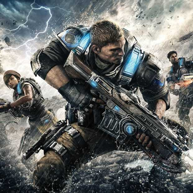 Gears of War 4: een warm bloederig bad