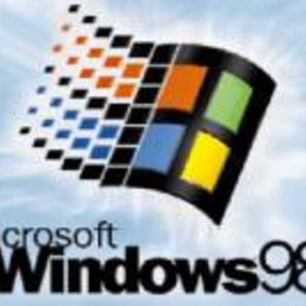 Geen belastingaangifte met Windows 98