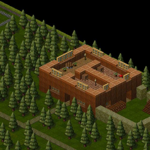 Geen updates meer voor Early Acces game Towns