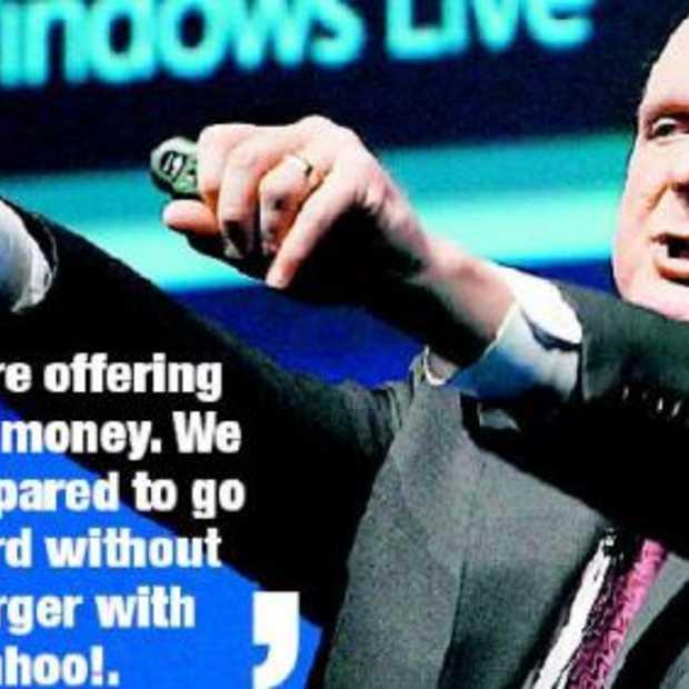 Gerucht: Microsoft gaat bod toch weer verhogen