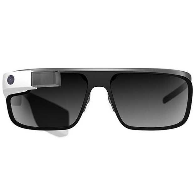 Search 'kern' van Google Glass