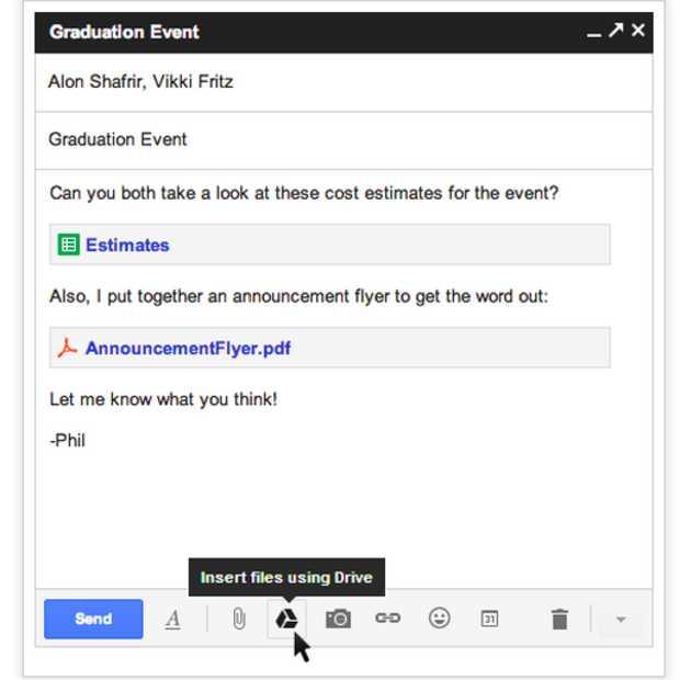 Gmail-gebruikers kunnen nu bestanden van maximaal 10GB versturen