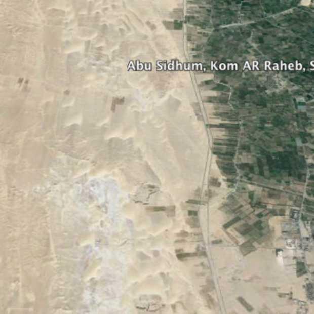 Google Earth nog altijd veel gebruikt door archeologen