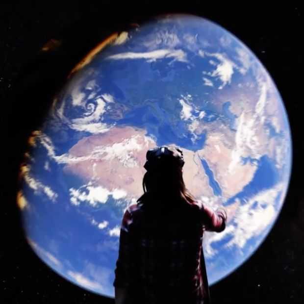 Zie Google Earth nu ook in VR met de Vive