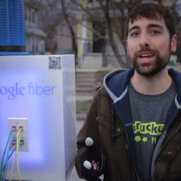 Google Fiber wordt morgen gelanceerd in Texas