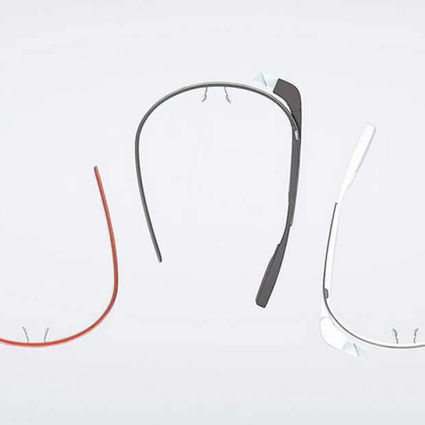 Google Glass al te koop via eBay