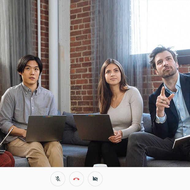 Google Hangouts krijgt flinke update, gaat met Slack concurreren