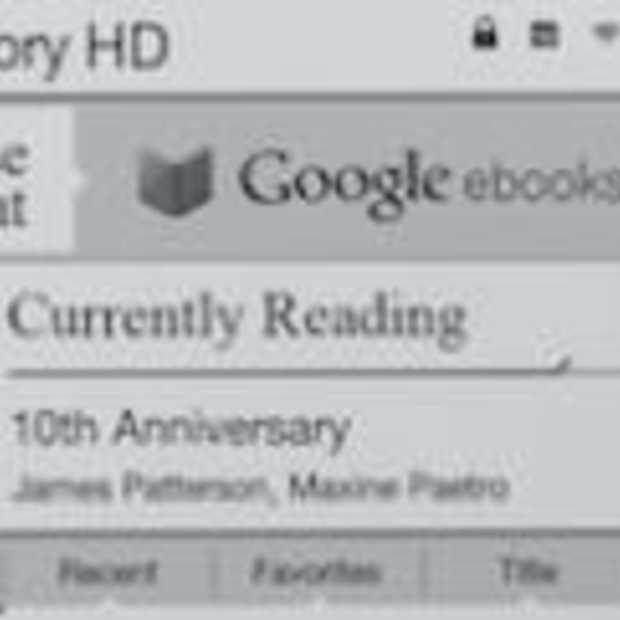 Google komt met eigen eReader
