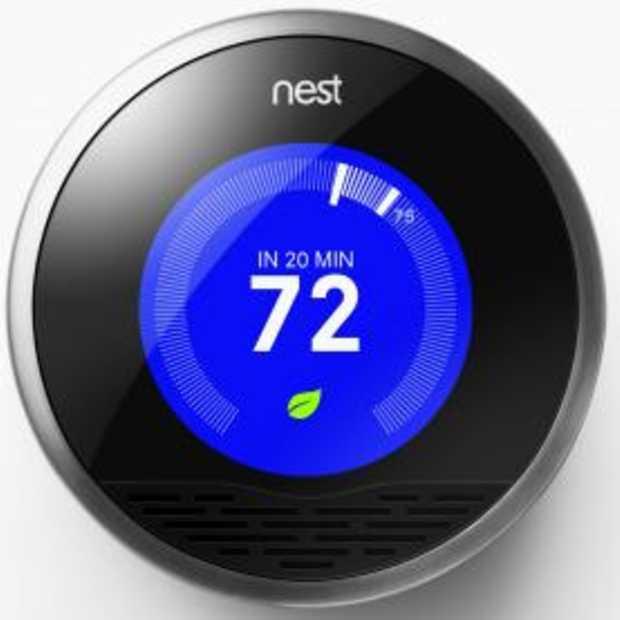 Google koopt Nest voor 3.2 miljard dollar
