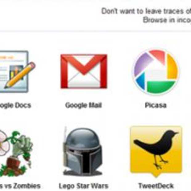Google lanceert Chrome Web Store