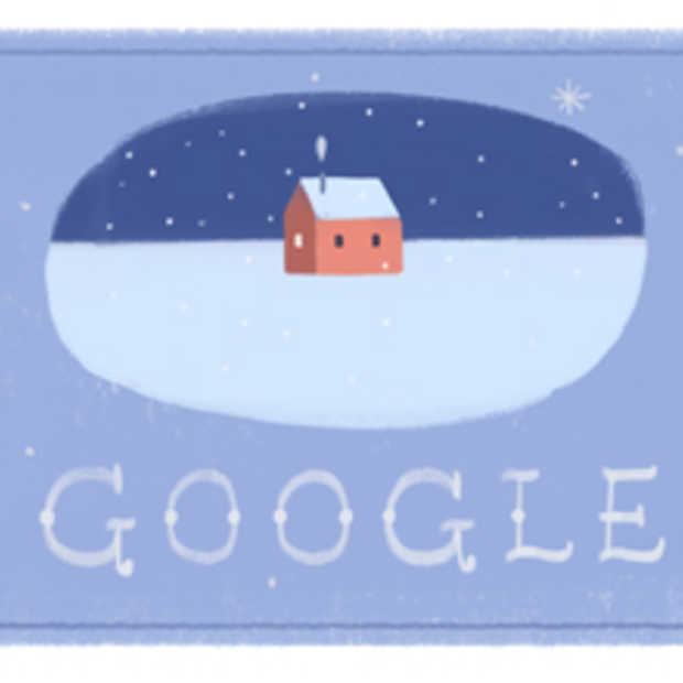 Google maakt een serie Doodles om Kerstmis wereldwijd te vieren