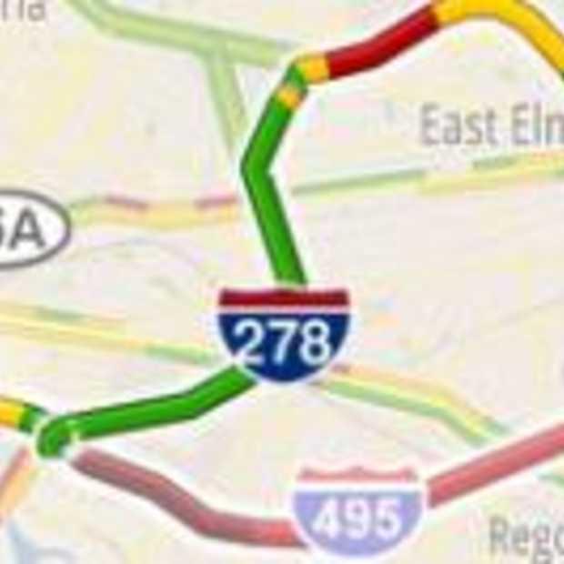 Google Maps Navigatie ontwijkt nu ook de file