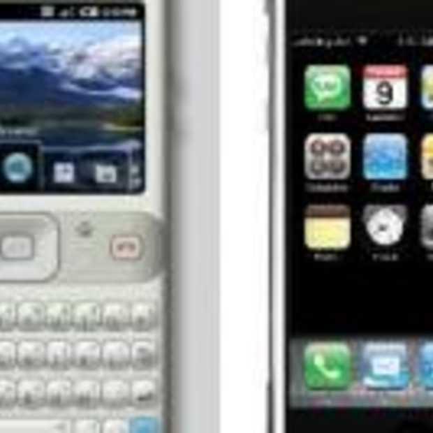 Google : markt Android groter dan die voor de iPhone