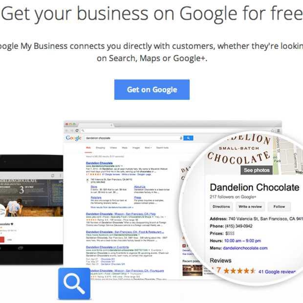 Google My Business: Verbeter de zichtbaarheid van jouw bedrijf