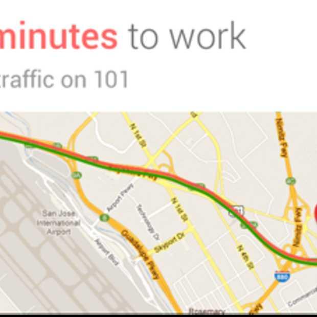 Google Now ook op de desktop