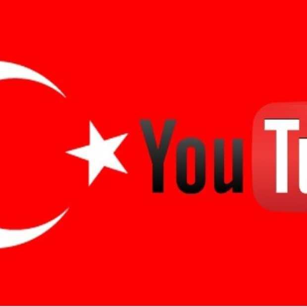 Google pakt Turkije juridisch bij de kraag