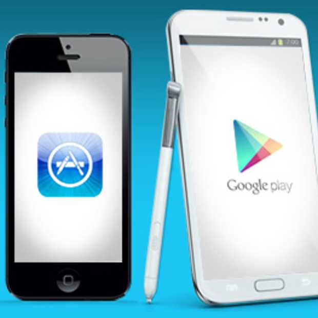 Google Play Store vs Apple iOS App Store