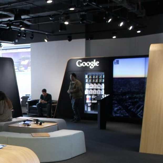 Eerste Google Shop geopend in Londen